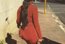 Photo of Saxy Teen Gyal Trends After Causing Traffic – Video Here