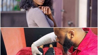 Photo of Video Of How Wendy Shay's Piercing Was Done – See The Pains