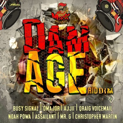 Busy Signal – Drive Gone [Damage Riddim]