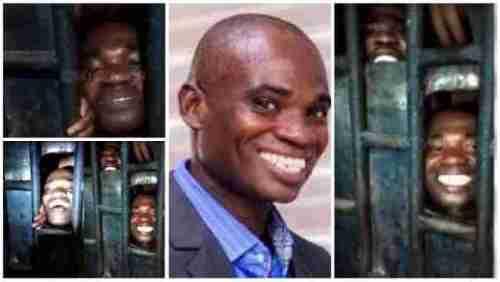 Dr. UN Seen Enjoying Life Behind Bars - Watch Viral Video Below