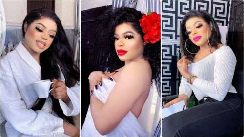 See The Sexy Face Of Bobrisky Without Makrup - Video
