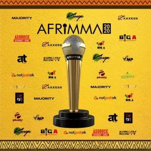 AFRIMMA Awards 2020 - Full List Of Winners