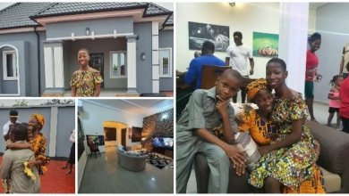Photo of Comedian Emmanuella Who Is 10 Year Old Builds New House For Mother – Video Below