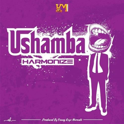 Harmonize – Ushamba (Prod. By Yung Keyz)