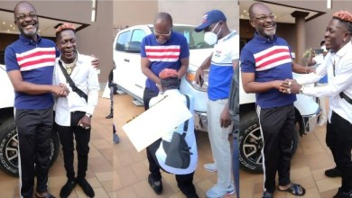 Photo of Joy As Shatta Wale Meets Hon. Kennedy Agyapong in Kumasi – Video Below