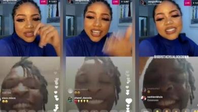 Photo of Laycon Dating Nengi – Watch Video Of Dem In A Love Mood During Live Chat