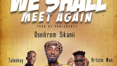 Photo of Oseikrom Sikanii Ft. Tulenkey & Article Wan – We Shall Meet Again