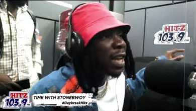 Stonebwoy - This Is The Truth About What Happened Between Me N Angel - Video