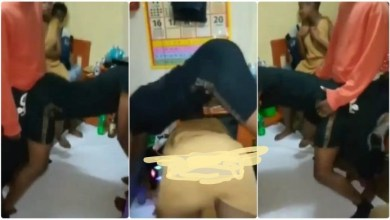 Photo of What Kind Of Tw3rking Is This – Video Of Teen Gyals Doing The Unthinkable