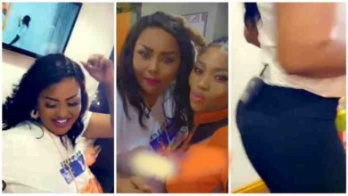 Photo of Who Says Nana Ama McBrown Can't Dance N Twerk – Video Below Will Answer U
