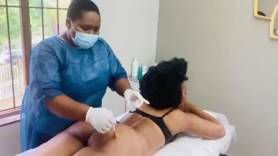 Photo of Zodwa Wabantu Tells How Her Big Gargantuan Backside Is Checked Every Month – Video