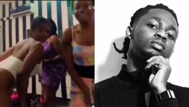 Photo of 3 Slay Queens Threaten To Rape Omah Lay – Video