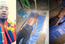 Photo of Boy Stabbed To Death After He Reportedly Won N15 Million Bet In Delta