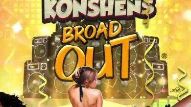 Photo of Konshens – Broad Out (Rum Bottle Riddim)