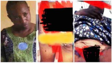 Photo of Mum Arrested For Inserting Hot Pepper Into Daughter's Toongaa – Watch N Read