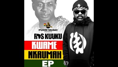 Photo of Ras Kuuku – Kwame Nkrumah