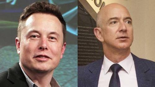 Elon Musk Beats Jeff Bezos To Become World's Richest Man With $195 Billion Net Worth