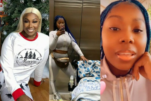 Rapper Bianca Bonnie Gets Fans On Their Knees N Worried With Her Troubling Post - I Wish I Was Dead