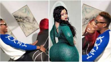 Photo of Vera Sidika tW3RKS Pant Down As She Dances 4 Husband On His Birthday – Video