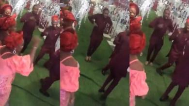Davido Battle Wizkid At A Wedding Ceremony, It Was Fun - Video Below