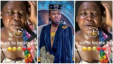 I Will Die If Kuami Eugene Don't Love Me Back - Lady Weep bitterly (Video)