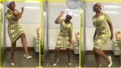 Photo of Lady Dance Moves Trending Online Makes Slay Queens Unhappy – Video