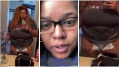 Photo of Lady Set Her Own V@gina On Fire' After Perming Her Pubic Hair – Video