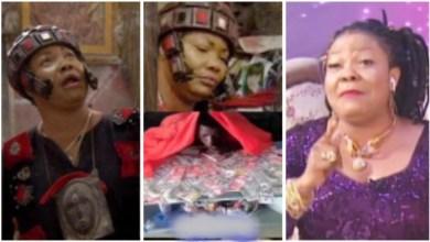 Photo of Nana Agradaa Chants Money On Live TV – Watch Video Below