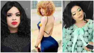 Am More Of A Woman Than You So Have Sense - Transgender, Buchi fires back at Bobrisky (Watch)