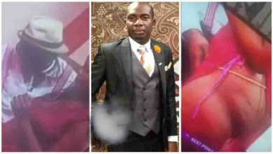 """Counselor Lutterodt Trends Again By Playing With Lady's """"V@g!na"""" On Live Tv - Video Below"""