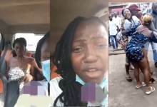 Photo of Cute Girl Rushed 2 De Asylum After She Was Seen Undressing Herself On The Streets – Video