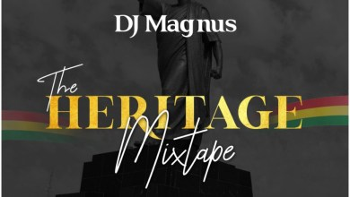 Photo of DJ Magnus – The Heritage Mixtape