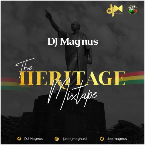 DJ Magnus - The Heritage Mixtape