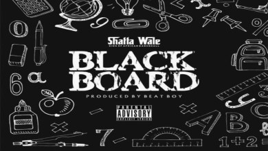 Photo of Shatta Wale – Blackboard