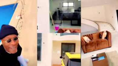 Photo of Shatta Wale Tour Fans In His New Mansion, Cars N Swimming Pool – Video Is Amazing