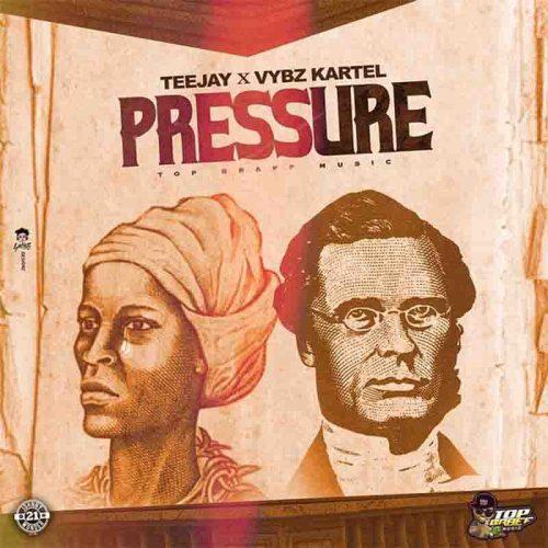 TeeJay x Vybz Kartel - Pressure