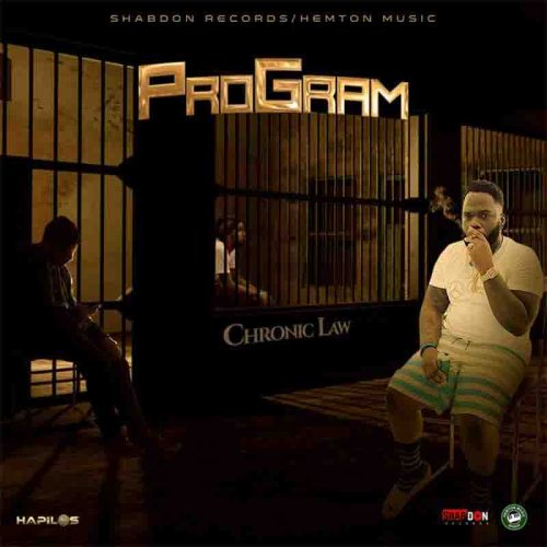 Chronic Law - Program (Prod By Shabdon Records)