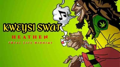 Photo of Kweysi Swat – Heathen (Real Life Riddim)