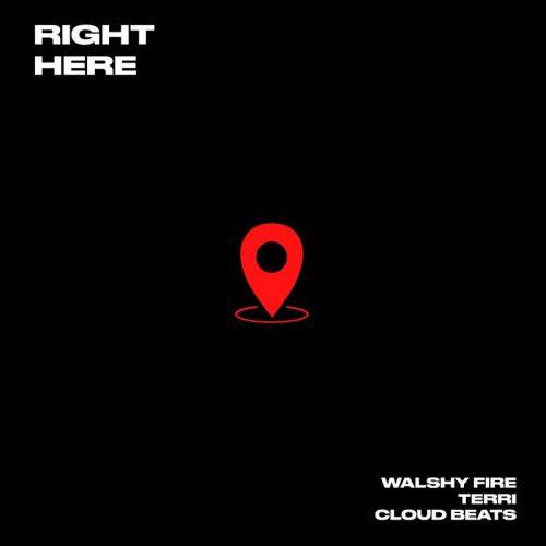 Walshy Fire – Right Here Ft Terri & Cloud Beats
