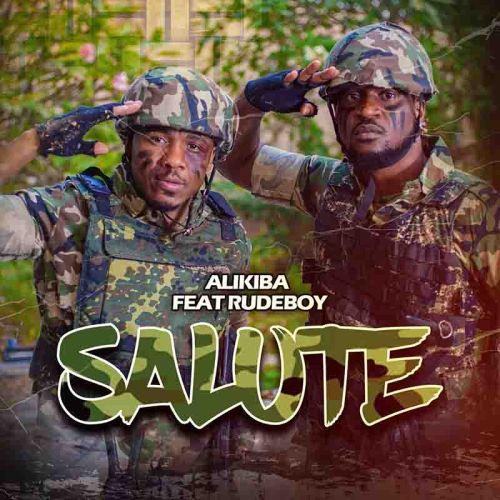 Alikiba - Salute Ft RudeBoy