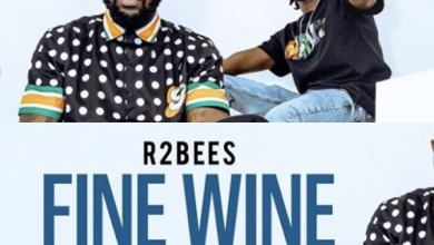 Photo of R2Bees – Fine Wine Ft King Promise & Joeboy