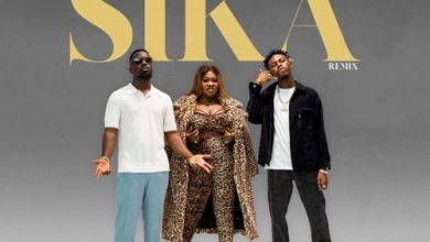 Photo of Sista Afia – Sika (Remix) Ft Sarkodie & Kweku Flick
