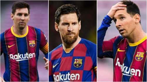 Lionel Messi Is No Longer With Barcelona After Contract Renew Fail - Watch