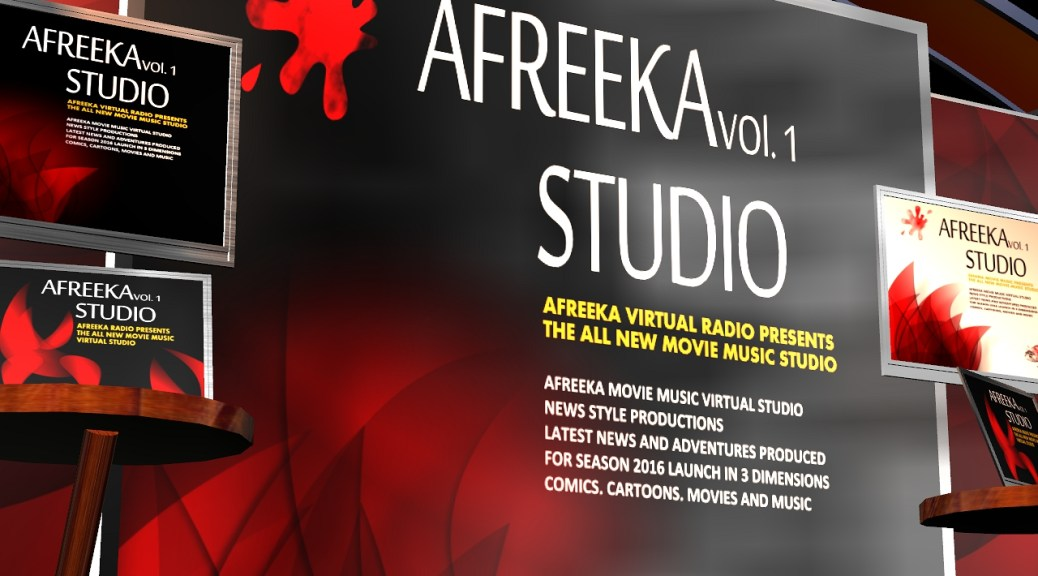 Afreeka Virtual Studio