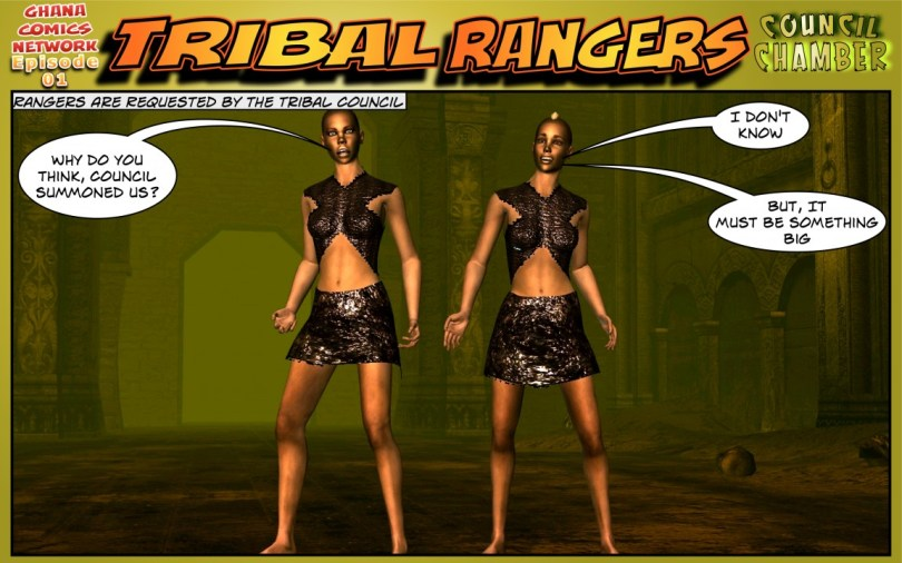 Rangers Are Requested by the Tribal Council