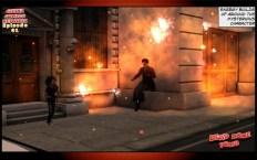 Urban demon JuJu foot soldier begins the attack