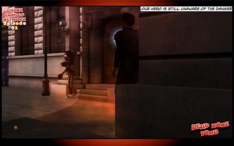 Soulgha verses the Urban Demon Foot Soldier