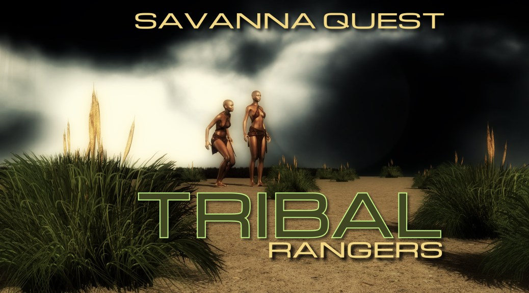 Quest across Savanna for Tribal Rangers