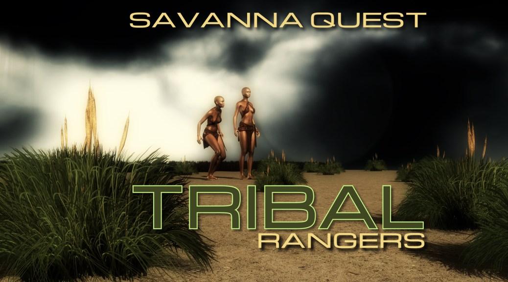 Quest across Savanna for Tribal Rangers