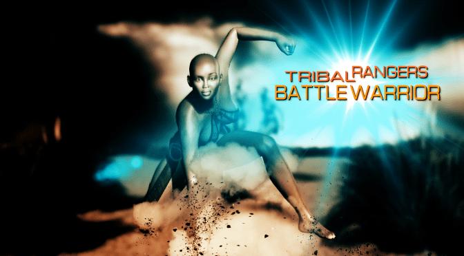 Tribal Rangers - Rage of Warriors